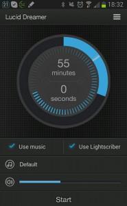 Lucid Dreamer app