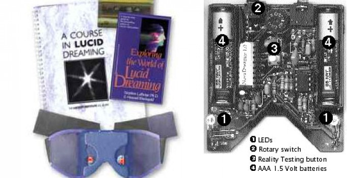 What is A Lucid Dreaming Mask?
